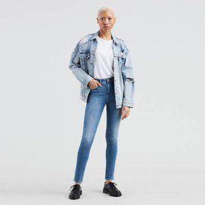 Levi's Women's 721 High Rise Skinny Jeans, Lol